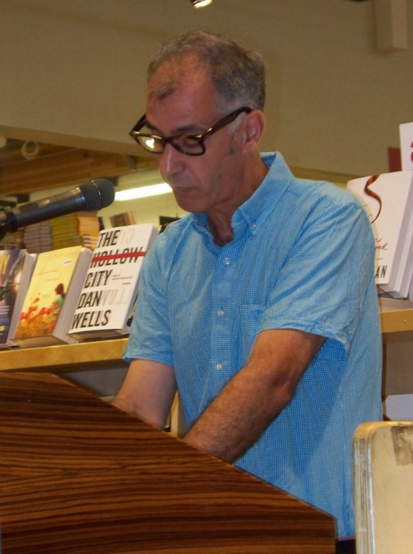 Powell's Event: Adam Braver