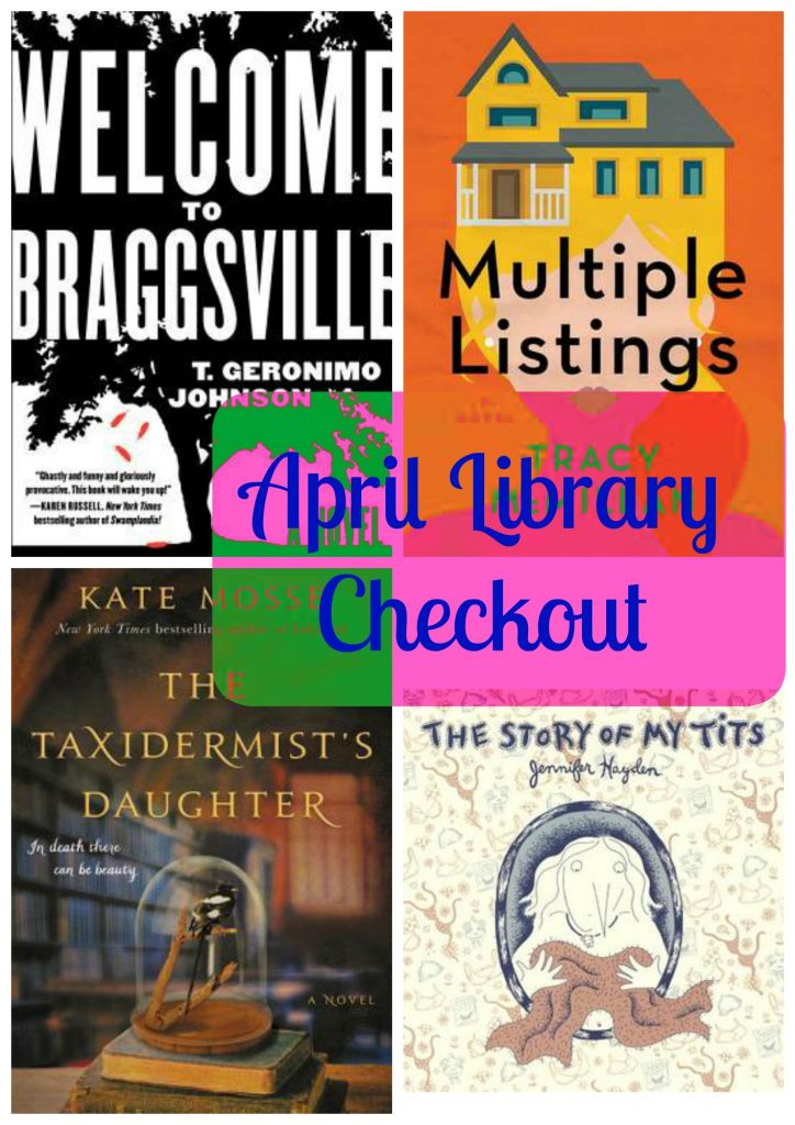 April Library Checkout