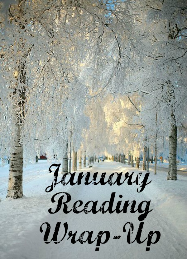 January Reading Wrap-Up