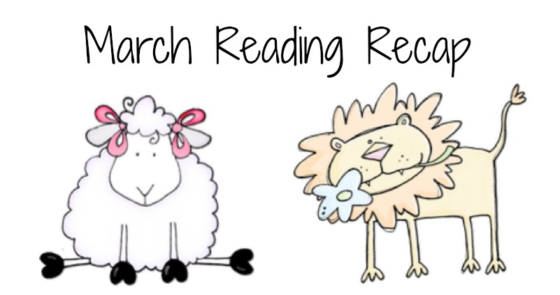 March Reading Recap