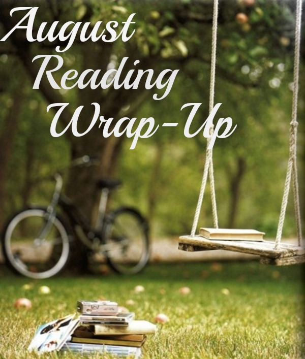 August Reading Wrap-Up